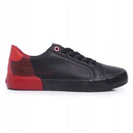 Cross Jeans Black EE1R4046C red 1