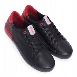 Cross Jeans Black EE1R4046C red 6