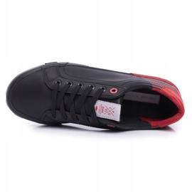 Cross Jeans Black EE1R4046C red 2