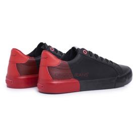 Cross Jeans Black EE1R4046C red 4