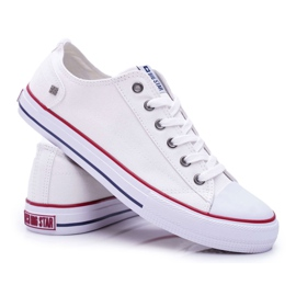 Men's Big Star Sneakers White DD174271 7