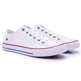 Men's Big Star Sneakers White DD174271 1