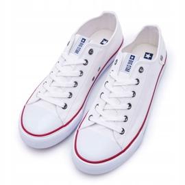 Men's Big Star Sneakers White DD174271 5