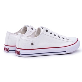 Men's Big Star Sneakers White DD174271 3
