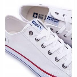 Men's Big Star Sneakers White DD174271 6