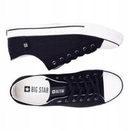 Men's Sneakers Big Star Black DD174273 6