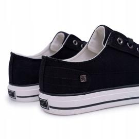 Men's Sneakers Big Star Black DD174273 4