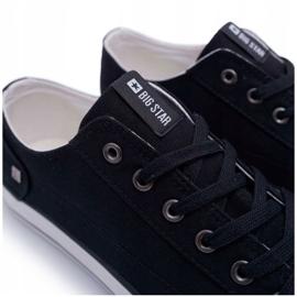 Men's Sneakers Big Star Black DD174273 5