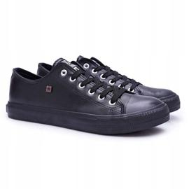 Men's Big Star Sneakers Black V174345 1