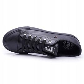 Men's Big Star Sneakers Black V174345 4