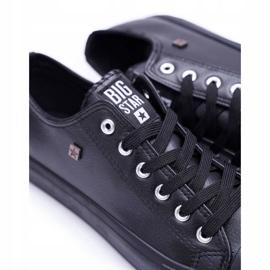 Men's Big Star Sneakers Black V174345 6