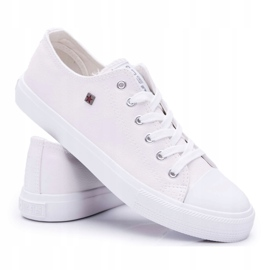 Men's Sneakers Low Big Star White V174347 7