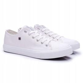 Men's Sneakers Low Big Star White V174347 6