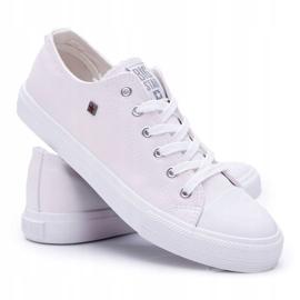 Men's Sneakers Low Big Star White V174347 1