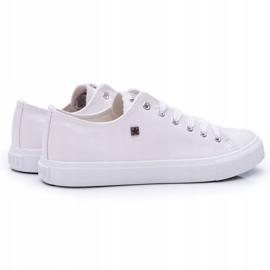 Men's Sneakers Low Big Star White V174347 4
