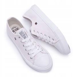 Men's Sneakers Low Big Star White V174347 3