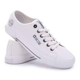 Men's Big Star Sneakers White FF174054 7