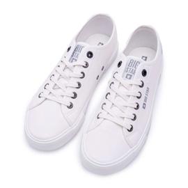 Men's Big Star Sneakers White FF174054 3