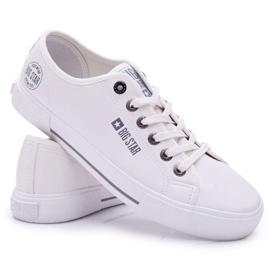 Men's Big Star Sneakers White FF174054 1