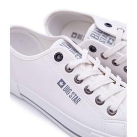 Men's Big Star Sneakers White FF174054 5