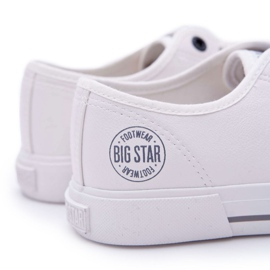 Men's Big Star Sneakers White FF174054 6