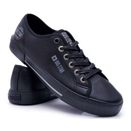 Men's Big Star Sneakers Black FF174053 7
