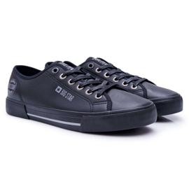 Men's Big Star Sneakers Black FF174053 2