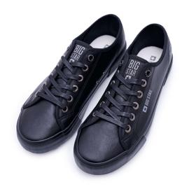 Men's Big Star Sneakers Black FF174053 5