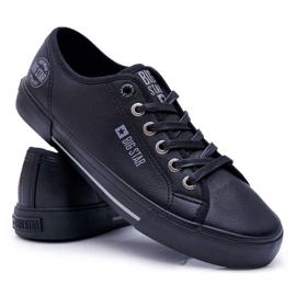 Men's Big Star Sneakers Black FF174053 1