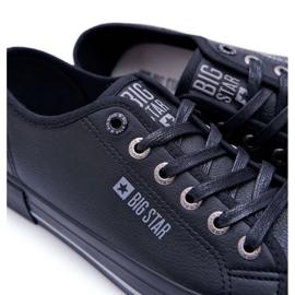 Men's Big Star Sneakers Black FF174053 6