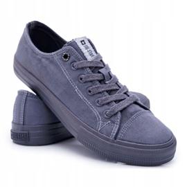 Big Star Gray Men's Sneakers FF174335 grey 7