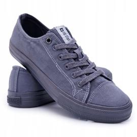 Big Star Gray Men's Sneakers FF174335 grey 1