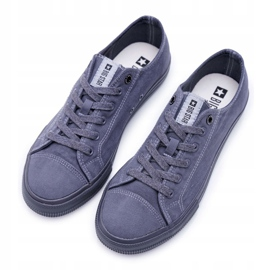 Big Star Gray Men's Sneakers FF174335 grey 5