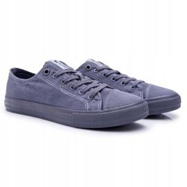 Big Star Gray Men's Sneakers FF174335 grey 2