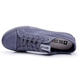 Big Star Gray Men's Sneakers FF174335 grey 4