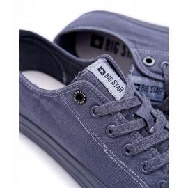 Big Star Gray Men's Sneakers FF174335 grey 6
