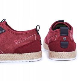 Big Star Espadrilles Red Men's Sneakers FF174151 4