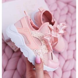 FRROCK Youth Children's Sports Shoes Pink Bajka 2