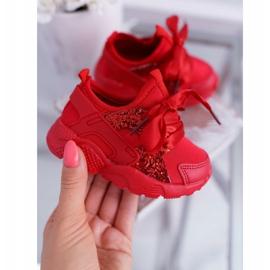 FRROCK Children's Sports Shoes Youth Red Bajka 2