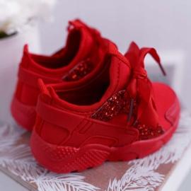 FRROCK Children's Sports Shoes Youth Red Bajka 3