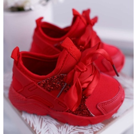 FRROCK Children's Sports Shoes Youth Red Bajka 1