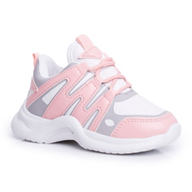 Nathie Pink Kids' Sport Shoes 5