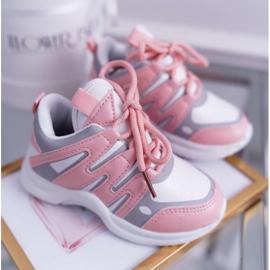 Nathie Pink Kids' Sport Shoes 1