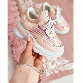 FRROCK Matilda Children's Sports Shoes Pink 4