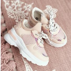 FRROCK Matilda Children's Sports Shoes Pink 3