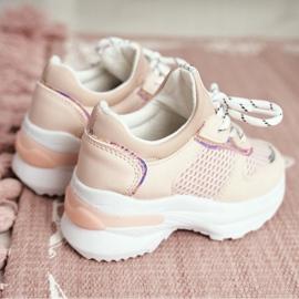 FRROCK Matilda Children's Sports Shoes Pink 2