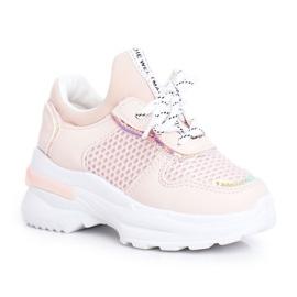 FRROCK Matilda Children's Sports Shoes Pink 5