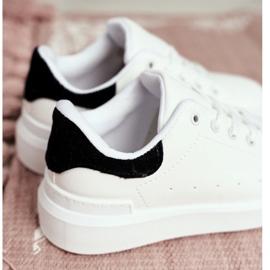 FRROCK Youth Bilbo Sports Velcro Footwear white black 9