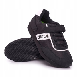 Big Star Sports Shoes With Velcro Black FF374134 6