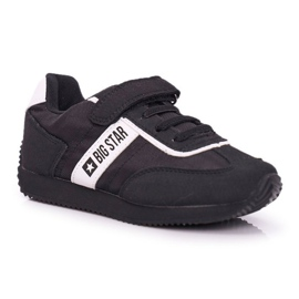 Big Star Sports Shoes With Velcro Black FF374134 1